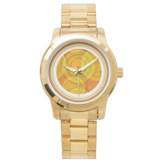 Yellow Gold Vortex Watch