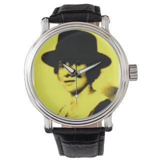 Yellow Grandma Tells Time Like it is... Watch