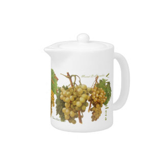 Yellow Grapes Creamer / Milk Jug