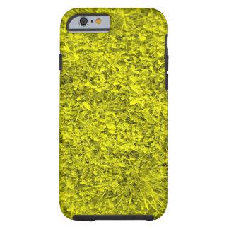 Yellow Grass Tough iPhone 6 Case