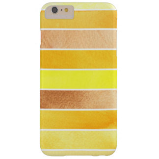 yellow great watercolor background - watercolor barely there iPhone 6 plus case