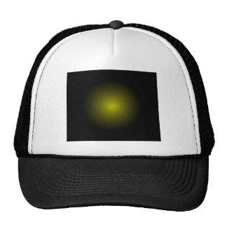 Yellow Green Drama Modern Urban Art Products Hats