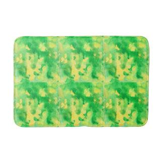 Yellow Green Medium Bath Mat