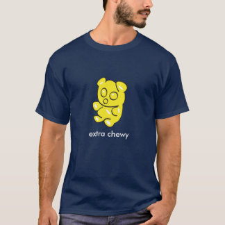 yellow gummy bear dark t T-Shirt