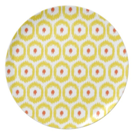 Yellow iKat Plate