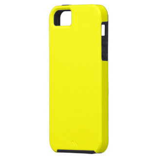 Yellow iPhone 5 Case-Mate Vibe™ Tough Case iPhone 5 Case