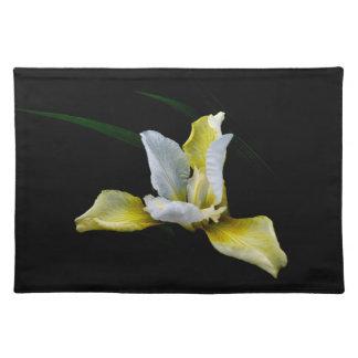 Yellow Iris Placemat