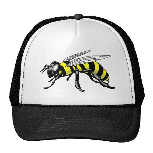 Yellow Jacket QC Hats
