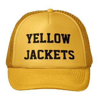 Yellow Jackets Cap