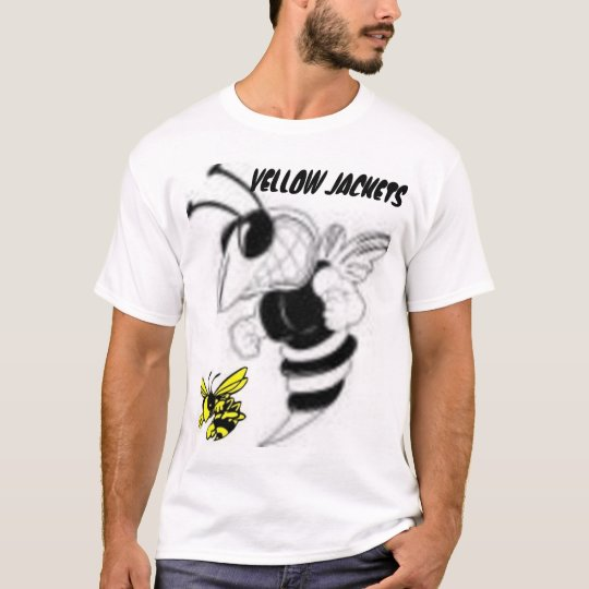 Yellow Jackets...Prepare To Be Stung! T-Shirt