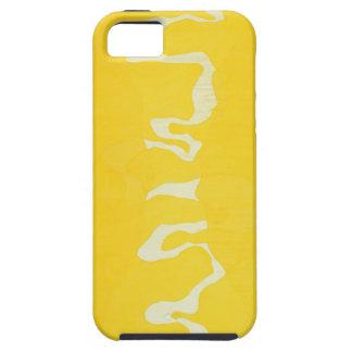 Yellow journey iPhone 5 cases