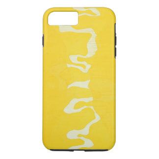 Yellow journey iPhone 8 plus/7 plus case
