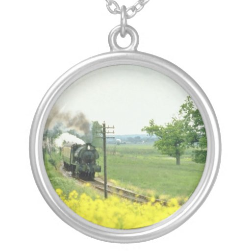 yellow Kent & East Sussex Railway, Tenterden, Kent Pendants