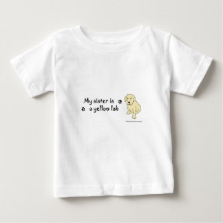 yellow lab baby T-Shirt