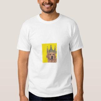 Yellow Lab King shirt