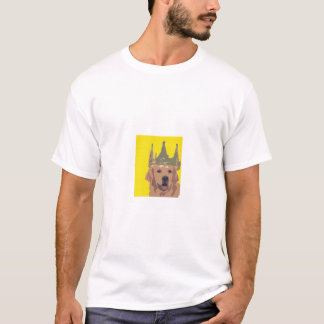 Yellow Lab King shirt