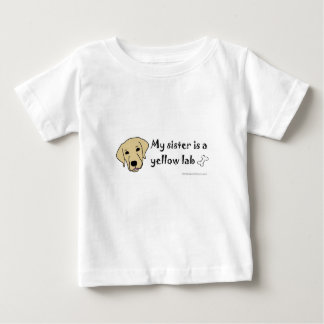 yellow lab - more dog breeds tee shirts