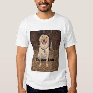 Yellow Lab Tee Shirt