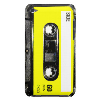 Yellow Label Cassette Case-Mate iPod Touch Case