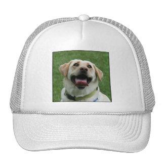 Yellow Labrador Trucker Hat