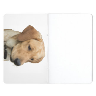 Yellow Labrador Retriever Journal