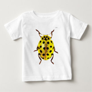 yellow ladybird baby T-Shirt