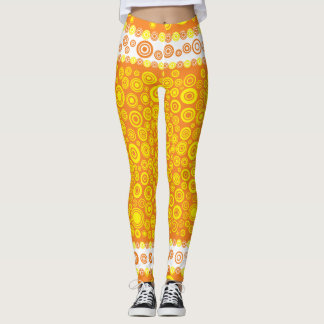 yellow legging