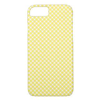 Yellow Lemon Fruit Food Pattern iPhone 8/7 Case
