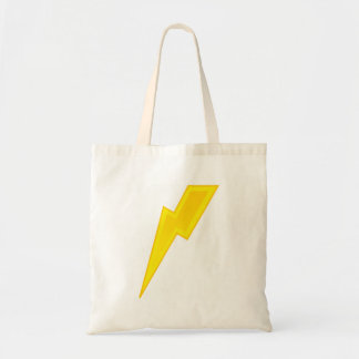 Yellow Lightning Bolt Bag