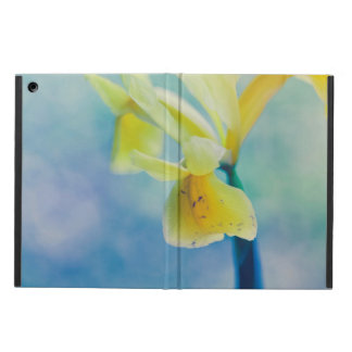 Yellow lily iPad air case