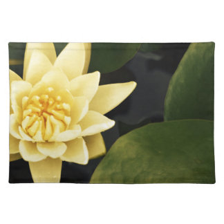 Yellow Lily Placemat