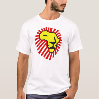Yellow Lion Red Mane This Time for Africa Shirt