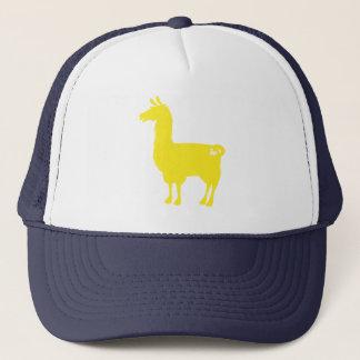 Yellow Llama Cap