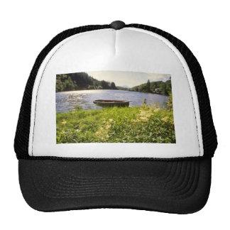 yellow Loch Ard, Trossachs flowers Mesh Hats