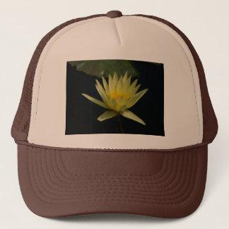 Yellow Lotus Waterlily Hat