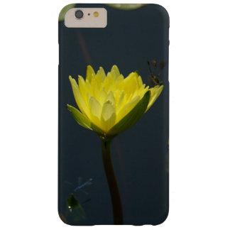 Yellow Lotus Waterlily Phone Case