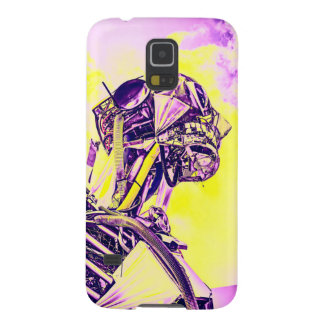 Yellow Man Galaxy S5 Cover