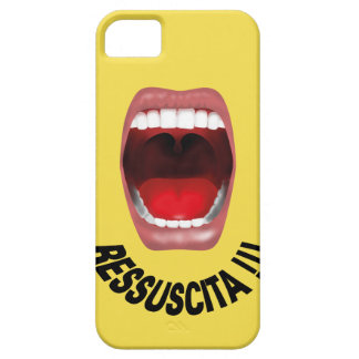 Yellow marries POP Fun - IT REVIVES! iPhone 5 Cover