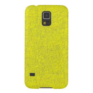 yellow modern pattern galaxy s5 covers