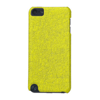 yellow modern pattern iPod touch (5th generation) case
