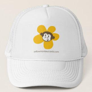 Yellow Monkey Flower Hat