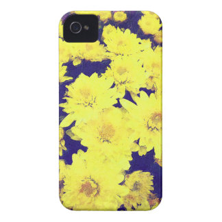 YELLOW MUMS iPhone 4/4S Case-Mate Case Case-Mate iPhone 4 Cases