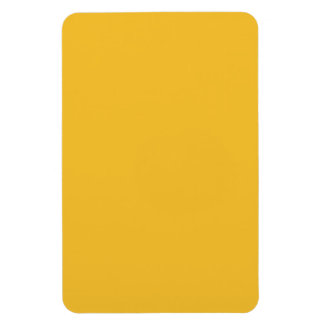 Yellow mustard rectangle magnets
