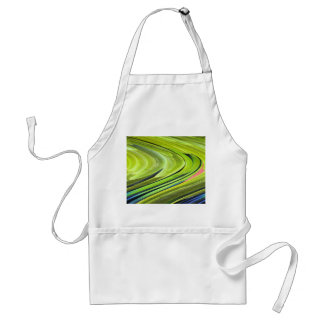 Yellow-Naped Amazon Parrot Feathers Adult Apron