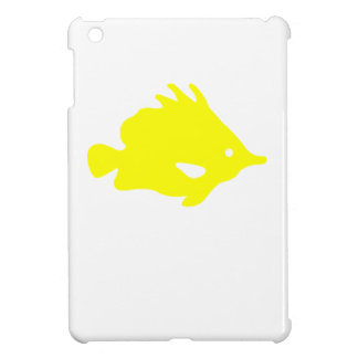 Yellow Needle Nose Fish Cover For The iPad Mini