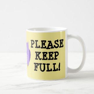 Yellow New Mum Mug