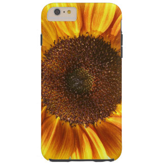 Yellow, Orange, and Brown Sunflower Phone Case