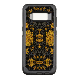 Yellow Orange Animal OtterBox Commuter Samsung Galaxy S8 Case