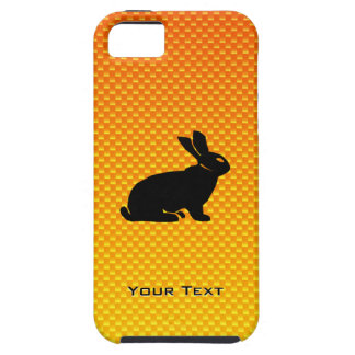 Yellow / Orange Bunny Tough iPhone 5 Case