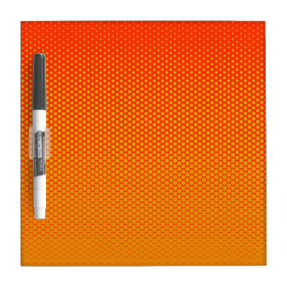 Yellow-Orange dots on ANY color custom board